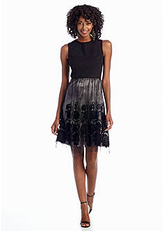 Julia Jordan® Lace Babydoll Dress