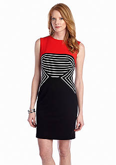 Julia Jordan® Colorblock Sheath Dress