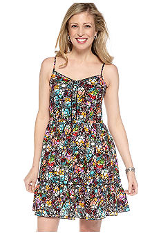 Madison Leigh Floral Printed Sundress
