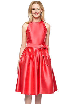 Isaac Mizrahi New York Sleeveless Fit and Flare Party Dress