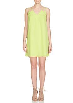 CeCe by Cynthia Steffe Double Strap Dress