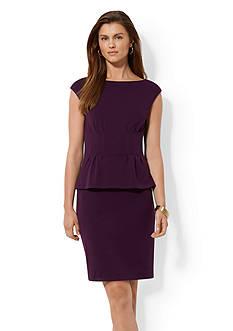 American Living™ Peplum Sheath Dress