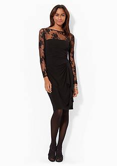 American Living™ Lace Combo Dress