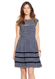American Living™ Striped Jersey Dress