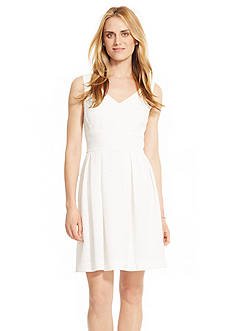 American Living™ Sleeveless Jacquard Dress