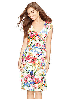 American Living™ Ruffled Floral Dress