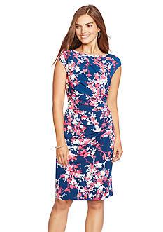 American Living™ Floral Sheath Dress