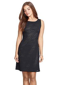 American Living™ Chevron-Knit Dress