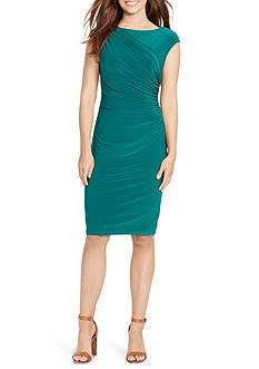 American Living™ Pleated Sheath Dress