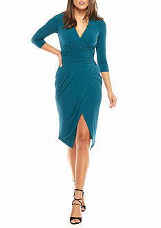RACHEL Rachel Roy Jersey Sheath Dress