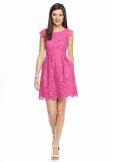 Blithe™ Lace Sheath Dress