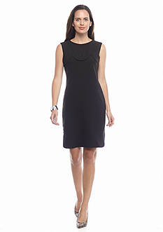 Donna Ricco New York Sleeveless Sheath Dress