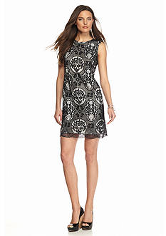 maia Lace Sheath Dress