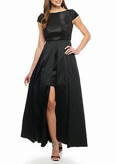 Adrianna Papell Stretch Alternative Gown