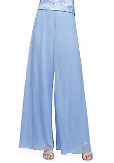 Alex Evenings Wide Leg Pants