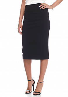 Alex Evenings Midi Pencil Skirt