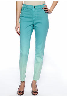 TWO by Vince Camuto Skinny Ombre Jean