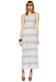 TWO by Vince Camuto Stripe Maxi Dress