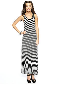 Vince Camuto Stripe Tank Maxi Dress