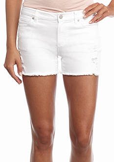 Two by Vince Camuto Frayed Destructed Shorts