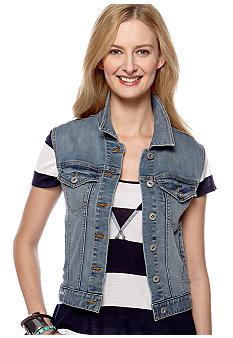 TWO by Vince Camuto Jean Vest