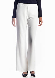 Vince Camuto Wide Leg Polyester Pant