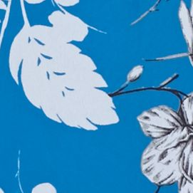 Women: Tanks & Camisoles Sale: Poolside Vince Camuto Floral Print Keyhole Blouse