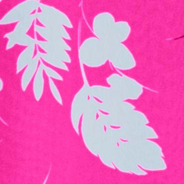Women: Tanks & Camisoles Sale: Pop Pink Vince Camuto Floral Print Keyhole Blouse