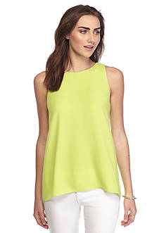 Vince Camuto High Low Hem Blouse