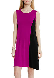 Vince Camuto Colorblock Swing Dress