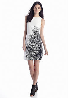 Vince Camuto Tranquil Shift Dress