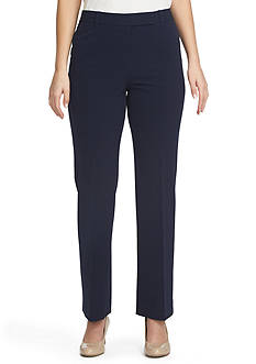 CHAUS Emma Straight Leg Pants