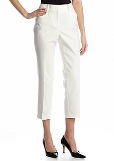CHAUS Angle Pocket Crop Pant