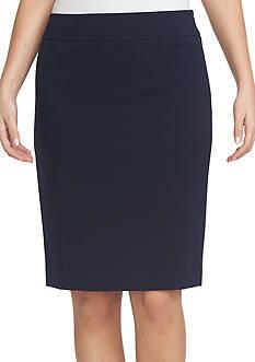 CHAUS Essential Knee Length Skirt