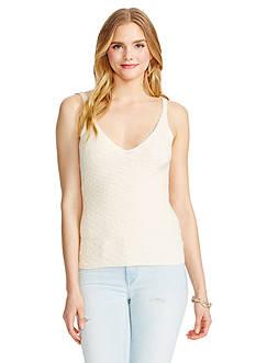 Jessica Simpson Roselle Sweater Tank