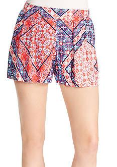 Jessica Simpson Izzy Bandana Print Shorts