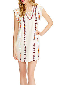 Jessica Simpson Brinley Shift Dress