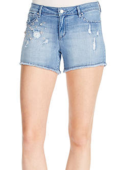 Jessica Simpson Cherish Jean Shorts