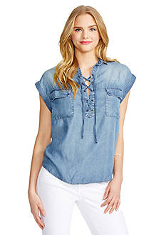 Jessica Simpson Cress Jean Shirt