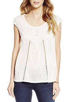 Jessica Simpson Alaia Knit Top