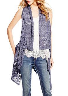 Jessica Simpson Rocsi Sweater Cosi Vest