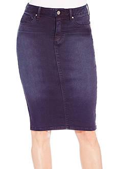 Jessica Simpson Haven Denim Pencil Skirt