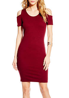 Jessica Simpson Mara Cold Shoulder Dress