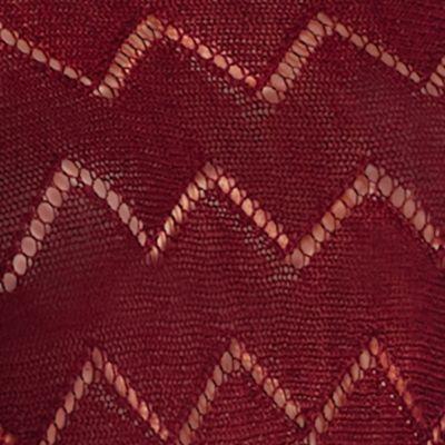 Juniors Sweaters: Winetasting Jessica Simpson Darlanne Pointelle Sweater