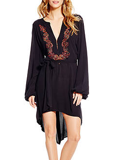 Jessica Simpson Jaelyn Peasant Dress