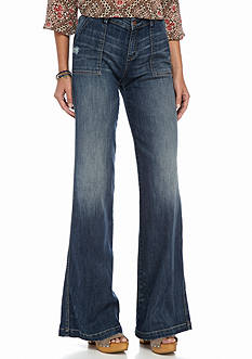 Jessica Simpson Charleston Wide Leg Jean