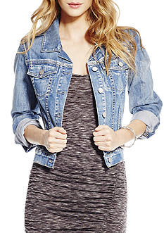 Jessica Simpson Pixie Classic Denim Jacket