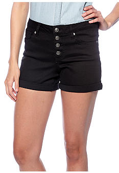Jessica Simpson Vintage High Waist Jean Short