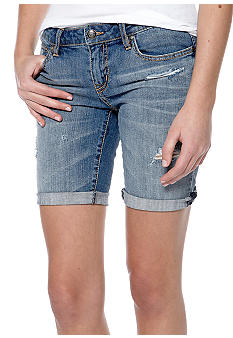 Jessica Simpson Highland Denim Bermuda Short