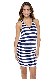 Jessica Simpson Marla Reversible Stripe Star Dress